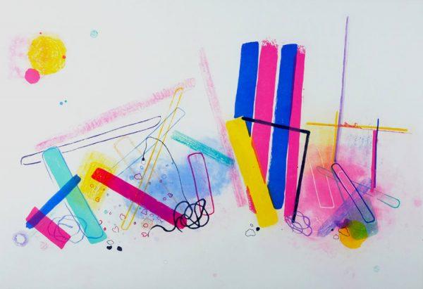 Graphic Studio Dublin: Aoife Scott: Leftovers