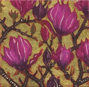 Graphic Studio Dublin • Jean Bardon: Graphic Studio Dublin: Jean Bardon: Dark Magnolia