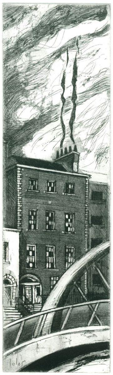 Graphic Studio Dublin: Brian Lalor, James Joyce & the house of 'The Dead'