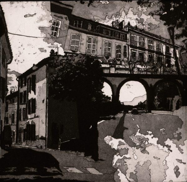 Graphic Studio Dublin: Ria Czerniak, De Varages A Aix