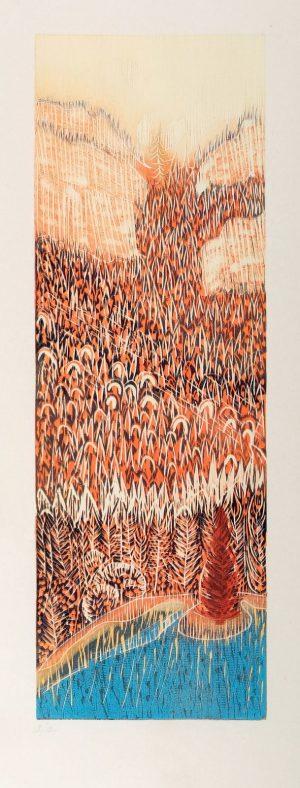 Graphic Studio Dublin •Jenny Lane: Woodblock