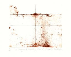 Graphic Studio Dublin •Charles Cullen: Graphic Studio Dublin: A languid Floating Flower