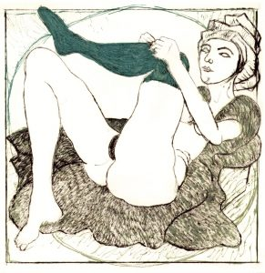 Domestic Intimacy, Green Stockings