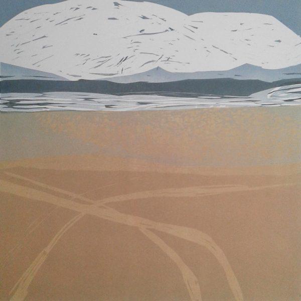 Graphic Studio Dublin: Marta Wakula-Mac, Landscape I