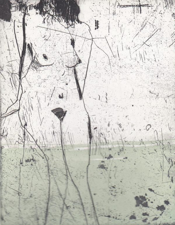 Graphic Studio Dublin: Nude II