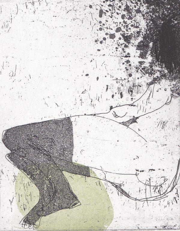 Graphic Studio Dublin: Marta Wakula-Mac,  Nude VII