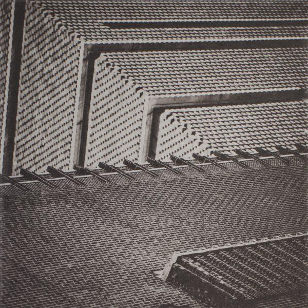 Matthew Gammon - Modern Brickwork - 2017 - Photo Intaglio - (10