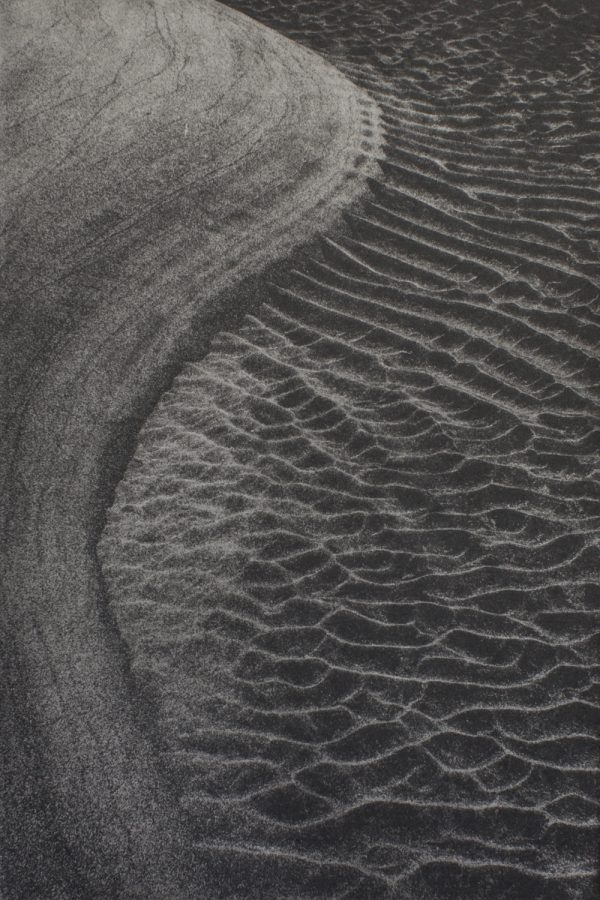 Graphic Studio Dublin: Matthew Gammon, Sand Currents