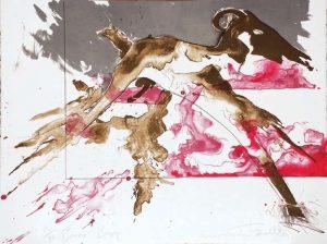 Graphic Studio Dublin •Micheal Farrell: Graphic Studio Dublin: Michael Farrell, Inner Bog
