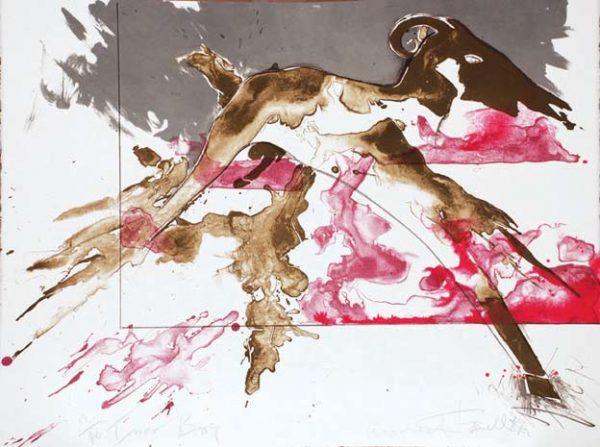 Graphic Studio Dublin: Michael Farrell, Inner Bog