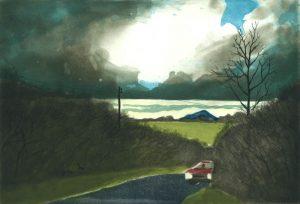 Graphic Studio Dublin •Martin Gale: Nearly There, Martin Gale