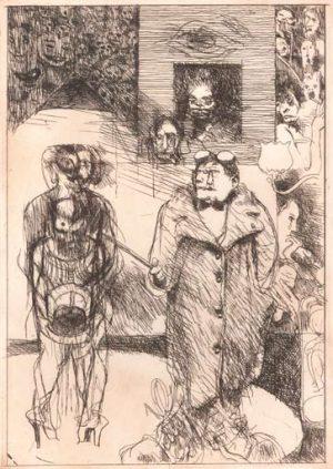 Graphic Studio Dublin •Charles Cullen: Graphic Studio Dublin: The New Womanly Man