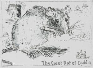 Graphic Studio Dublin •Charles Cullen: Graphic Studio Dublin: The Giant Rat of Dublin