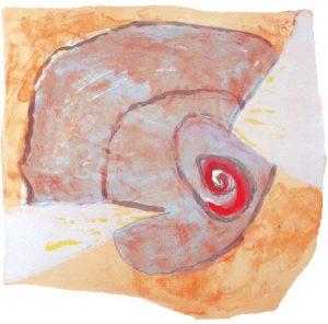 Graphic Studio Dublin •Patrick Collins: Graphic Studio Dublin: Untitled (Spiral Shell)