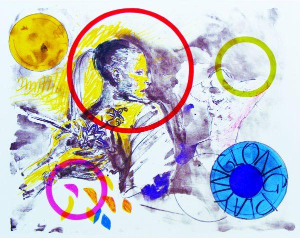 Graphic Studio Dublin: Diana Copperwhite, Long Playing