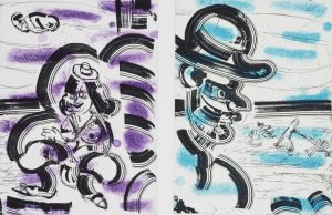 Graphic Studio Dublin •Michael Cullen: Graphic Studio Dublin: Nausicaa
