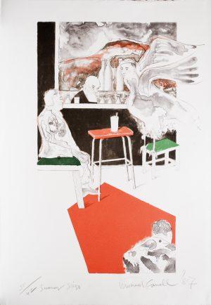 Graphic Studio Dublin •Micheal Farrell: Graphic Studio Dublin: Michael Farrell, Sweeney Sligo