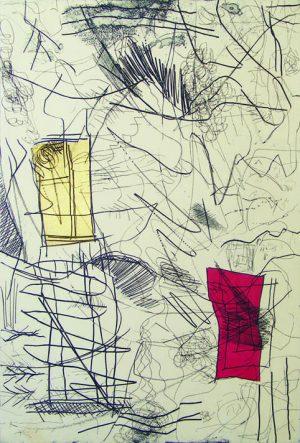Graphic Studio Dublin •Brian Gormley: Graphic Studio Dublin: Malting Tower II