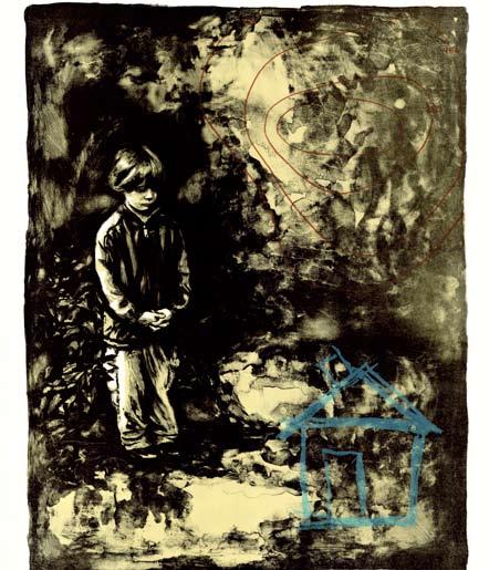 Graphic Studio Dublin: O'Neill Geraldine, Boy