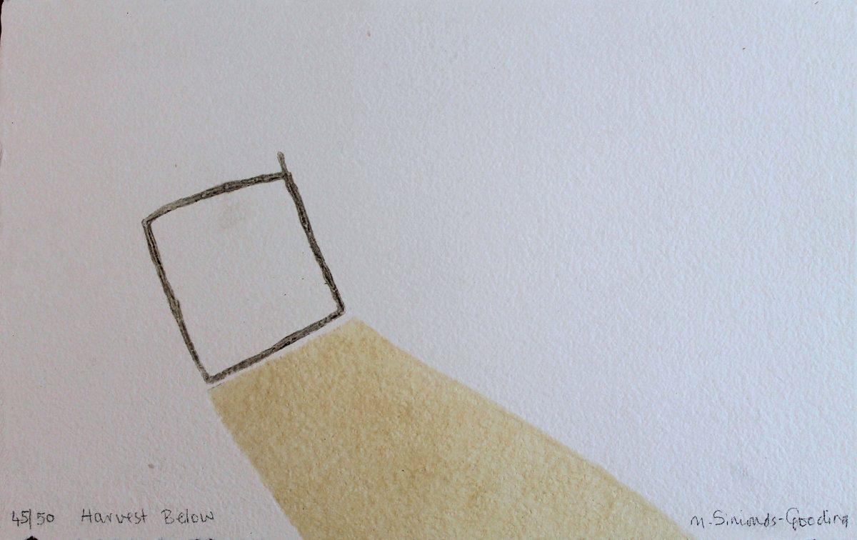 Graphic Studio Dublin: Maria Simonds Gooding, Harvest Below