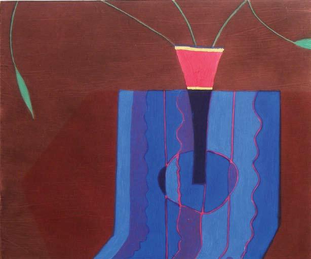 Graphic Studio Dublin: Jane O'Malley, Decorative Mat
