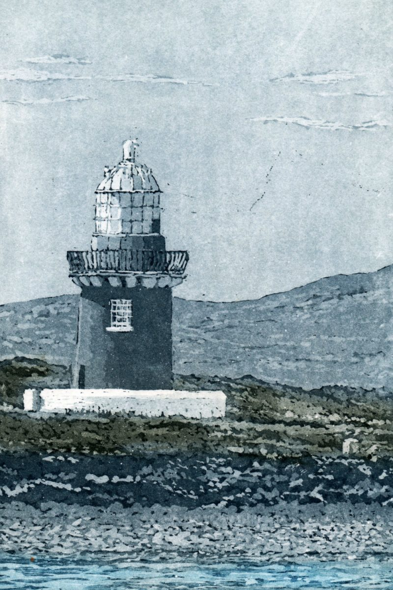 Graphic Studio Dublin: Susan Early, From Rosses Point