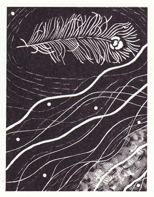 Graphic Studio Dublin: Susan Mannion, Stitched Lines