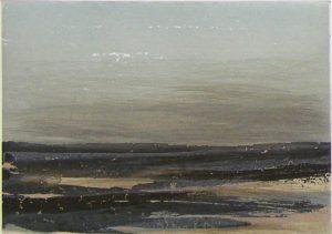 Graphic Studio Dublin: Mary Lohan, Evening Sea Mayo