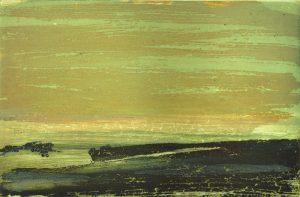 Graphic Studio Dublin: Mary Lohan, Winter Sea Mayo