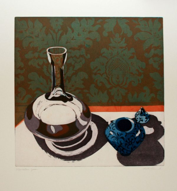 Graphic Studio Dublin: Ruth O'Donnell, Holbein Green