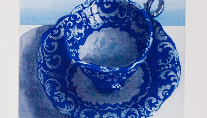 Ruth O'Donnell, Baroque Blue