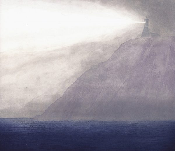 Graphic Studio Dublin: Clare Henderson, A Ghost Story, Point Reyes Lighthouse, California 1870