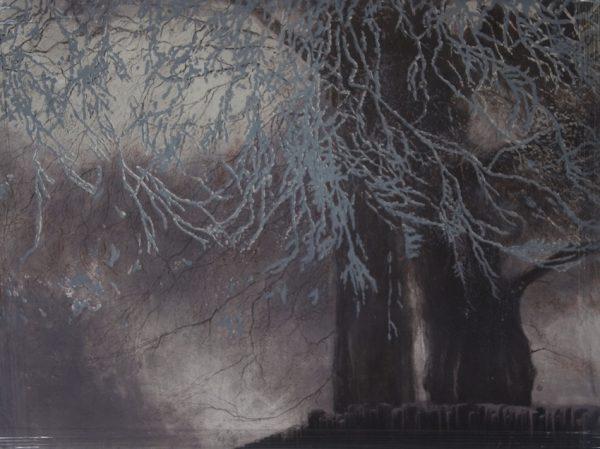 Graphic Studio Dublin: Ailbhe Barrett, Beach Tree Winter