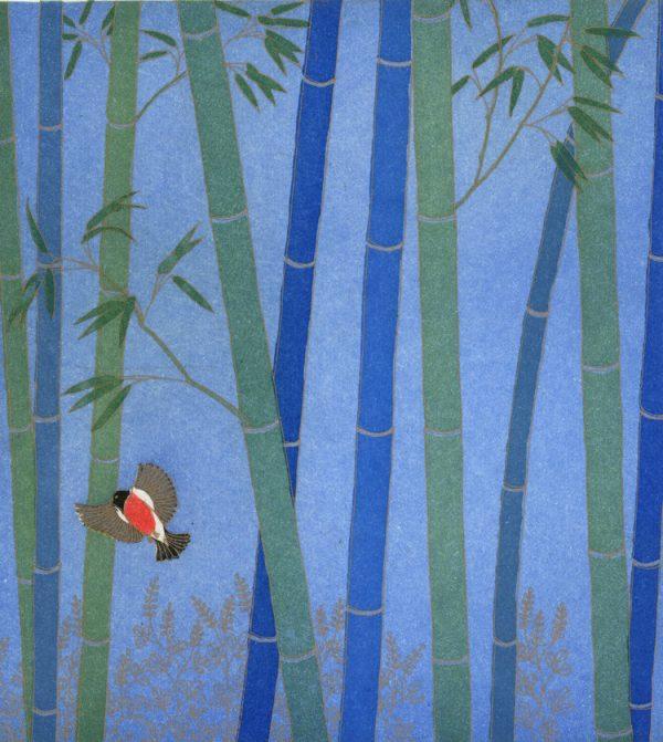 Graphic Studio Dublin: Yoko Akino, Stillness and Movement