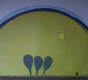 Graphic Studio Dublin: Carmel Benson, Child field