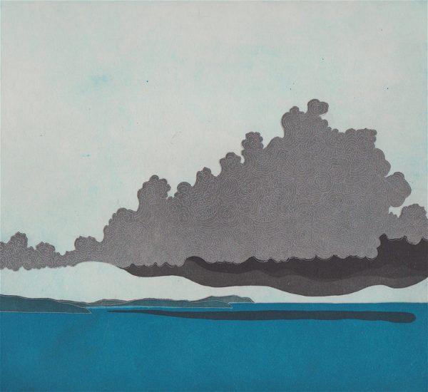 Graphic Studio Dublin: Yoko Akino, Dawn , Garranes