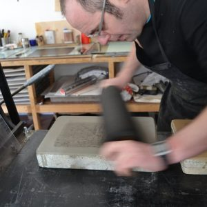 Stone Lithography Weekend: 31st October- 1st November 2020 SOLD OUT