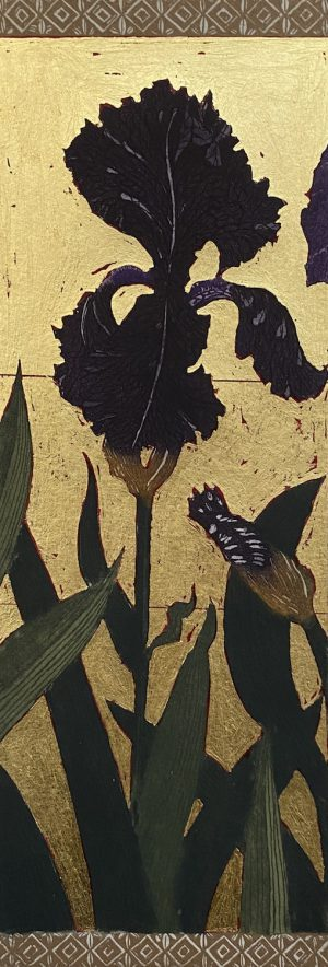Graphic Studio Dublin •Jean Bardon: Detail, Iris II