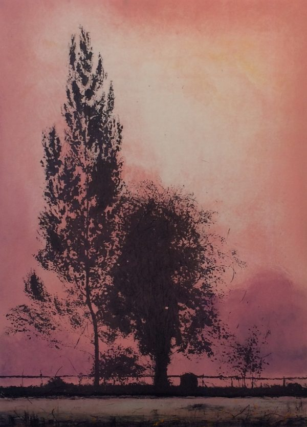 Graphic Studio Dublin: Ailbhe Barrett, Doorlus II