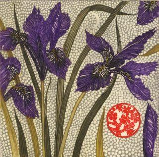 Jean Bardon, Winter Irises