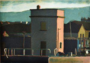 Graphic Studio Dublin •Julie Ann Haines: Graphic Studio Dublin: Julie Ann Haynes, South Hailing Station