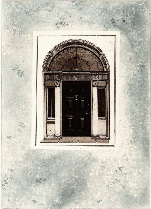 Graphic Studio Dublin: Maura Keating, 25 Mountjoy Square