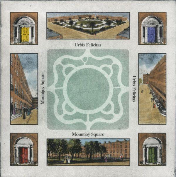 Graphic Studio Dublin: Aidan Flanaghan, Mountjoy Square
