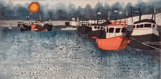 Mary Grey, Skerries Harbour VII