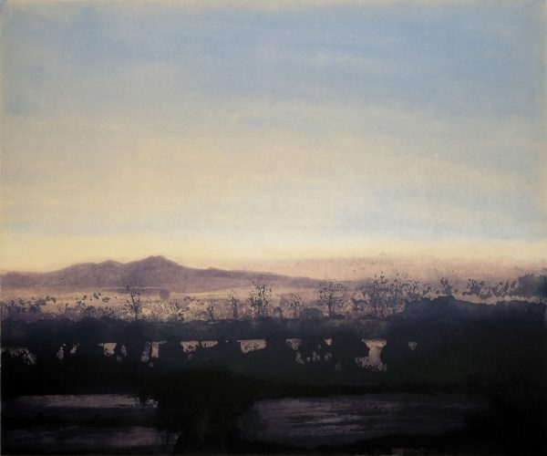 Graphic Studio Dublin: Ailbhe Barrett, Morning III