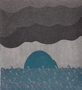 Rain is coming, Yoko Akino