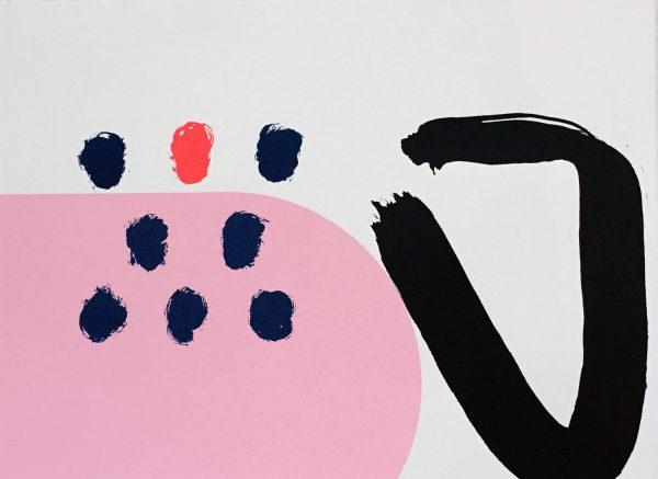 Graphic Studio Dublin: Shane O'Driscoll, Oh hey, juggernaut