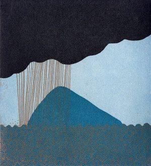 Graphic Studio Dublin •Yoko Akino: Graphic Studio Dublin: Squall