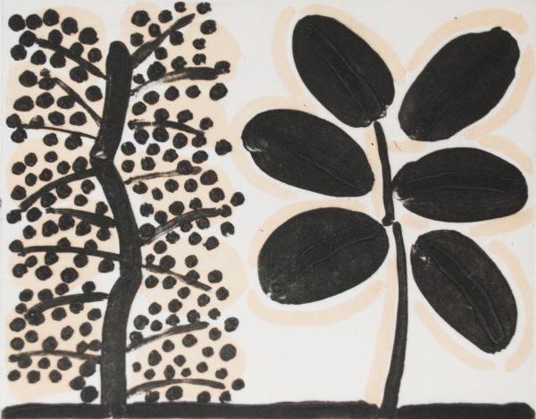 Graphic Studio Dublin: William Crozier, The Green