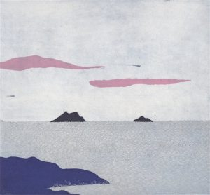 Graphic Studio Dublin • Yoko Akino: Graphic Studio Dublin: The Skelligs